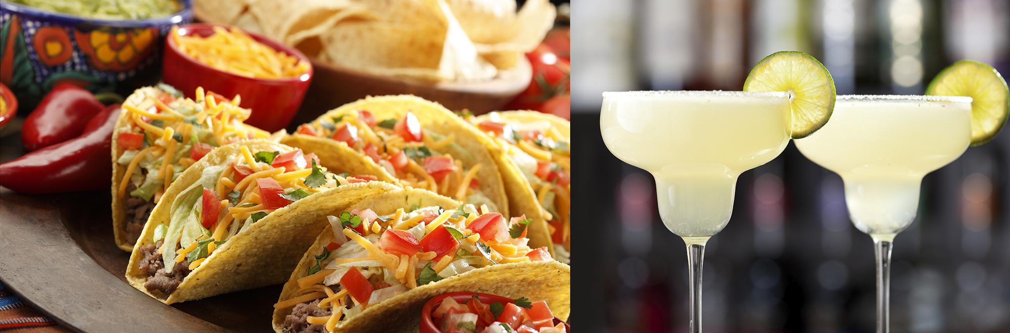 Celebrate Summer Tacos & Margarita Night!