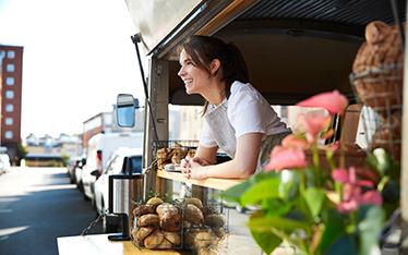 Savor Saturday Food Truck Social!