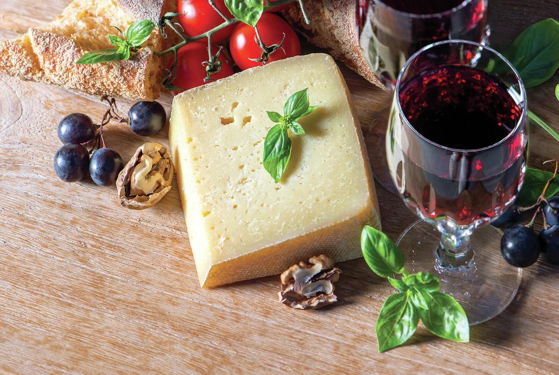 POSTPONED Remarkable Cheese Pairings